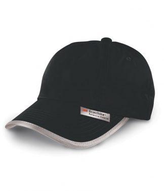 Result High-Viz Cap Black ONE (RC035 BLK ONE)