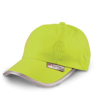 Result High-Viz Cap Fl. yellow ONE (RC035 FLY ONE)