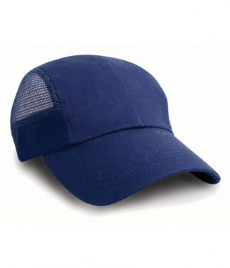 Result Sports Cap with Mesh Navy ONE (RC047 NAV ONE)