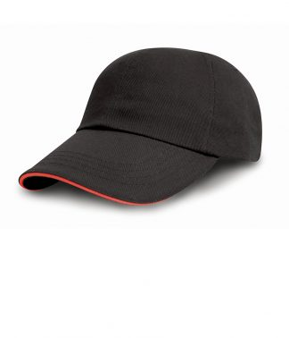 Result Printers/Embroid Cap Black ONE (RC050 BLK ONE)