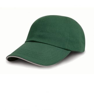 Result Printers/Embroid Cap Forest green ONE (RC050 FOR ONE)