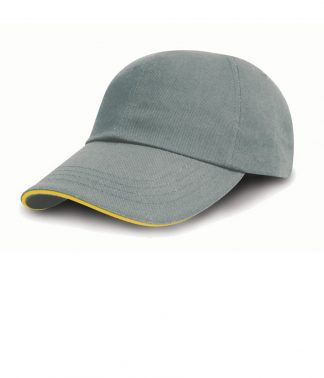 Result Printers/Embroid Cap Heather grey ONE (RC050 HEA ONE)