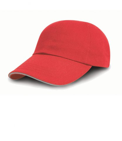 Result Printers/Embroid Cap Red ONE (RC050 RED ONE)