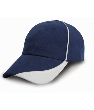 Result Heavy Cap with Scallop Peak Navy ONE (RC051 NAV ONE)
