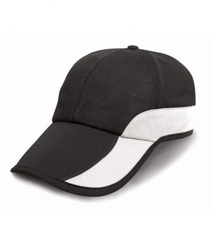 Result Addi Mesh Cap Black ONE (RC057 BLK ONE)