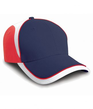 Result National Cap Navy/red ONE (RC062 NV/RD ONE)