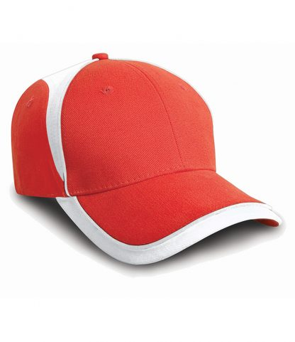 Result National Cap Red/white ONE (RC062 RD/WH ONE)