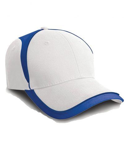 Result National Cap White/royal ONE (RC062 WH/RY ONE)