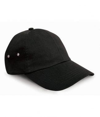 Result Plush Cap Black REG (RC063 BLK REG)