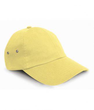 Result Plush Cap Lemon ONE (RC063 LEM ONE)