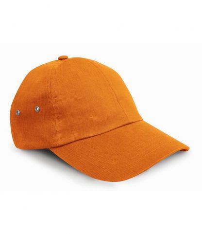 Result Plush Cap Orange ONE (RC063 ORA ONE)