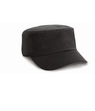 Result Urban Trooper Cap Black ONE (RC070 BLK ONE)