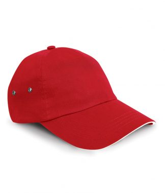 Result Plush 5 Panel Cap Red ONE (RC072 RED ONE)