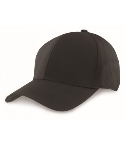 Result Tech Perf. Softshell Cap Black ONE (RC073 BLK ONE)