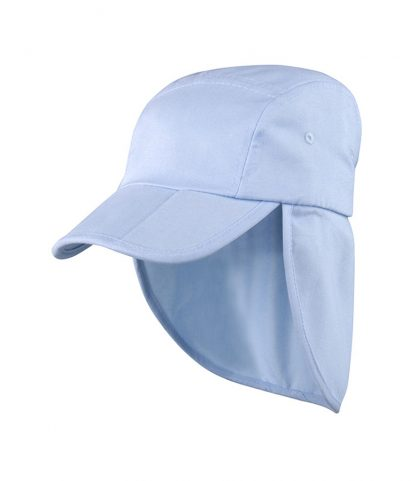 Result Fold Up Legionnaires Cap Sky blue ONE (RC076 SKY ONE)