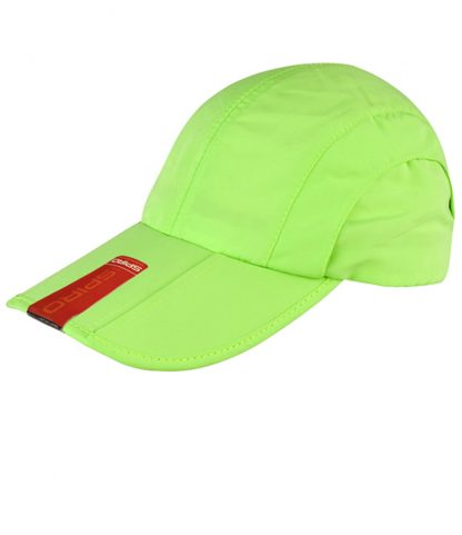Result Fold Up Baseball Cap Lime ONE (RC078 LIM ONE)