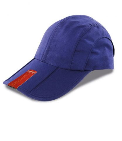 Result Fold Up Baseball Cap Royal ONE (RC078 ROY ONE)