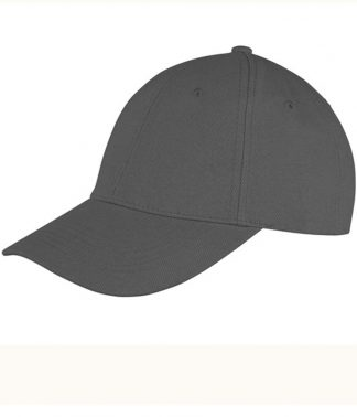 Result Memphis Cap Charcoal ONE (RC081 CHA ONE)