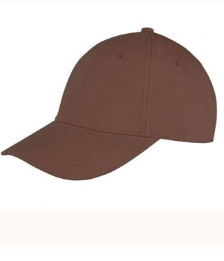 Result Memphis Cap Chocolate ONE (RC081 CHO ONE)