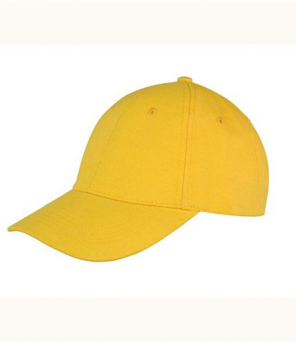 Result Memphis Cap Yellow ONE (RC081 YEL ONE)